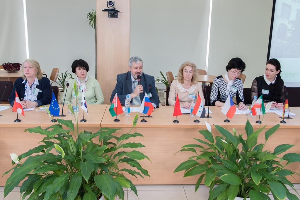 Актуальные вопросы международного сотрудничества в образовании