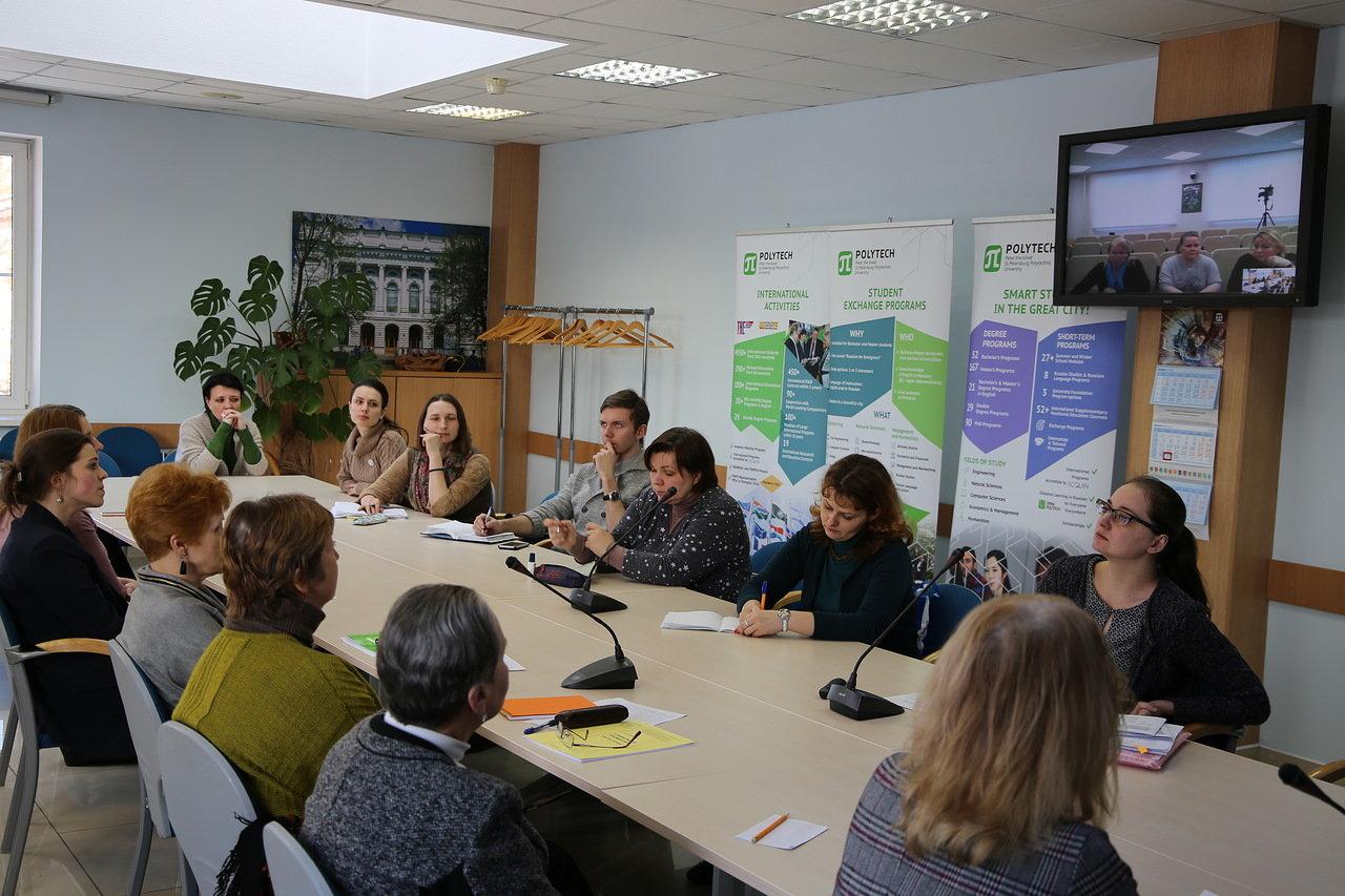Видеоконференция «Методика обучения иностранных студентов научному стилю речи»