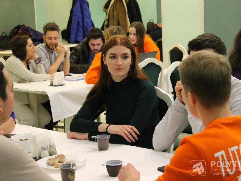Высшая школа международных образовательных программ провела вечер встреч