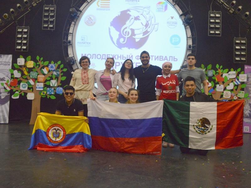 Молодёжный фестиваль дружбы 2018 прошёл в концертном зале ВШ МОП
