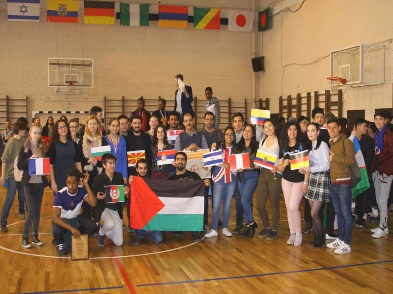Малые студенческие Олимпийские игры в ВШ МОП
