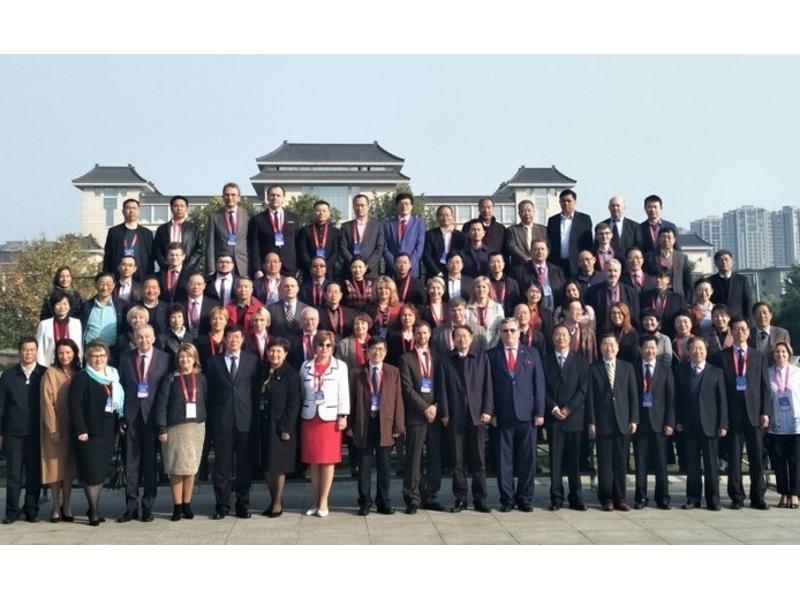 Российски-китайский педагогический форум прошёл в Сиане