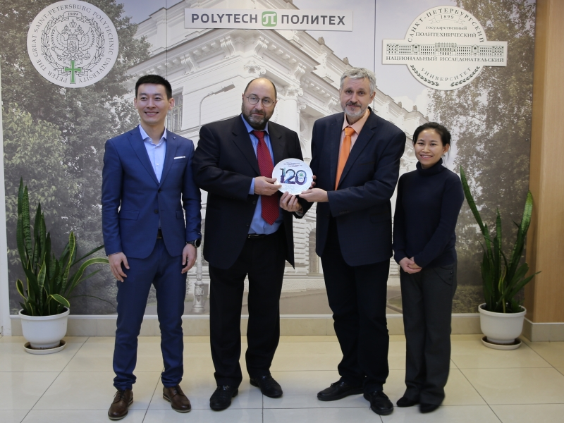Сотрудничество с г. Таншань обретает конкретные формы
