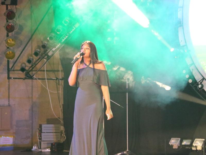 В ВШ МОП прошел фестиваль русской песни