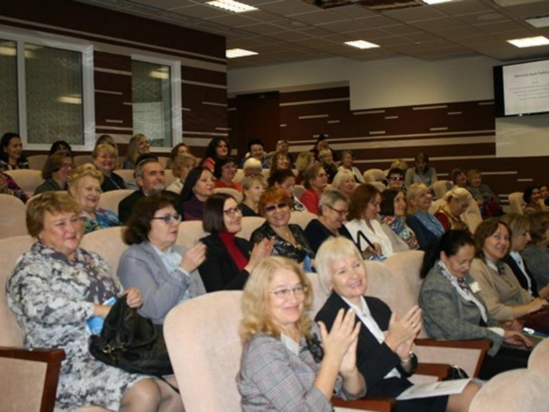 ВШ МОП на ХХ Международной научно-практической конференции «Технологии обучения русскому языку как иностранному и диагностика речевого развития»
