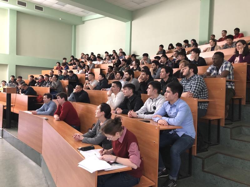 День профориентации для иностранных учащихся инженерных профилей