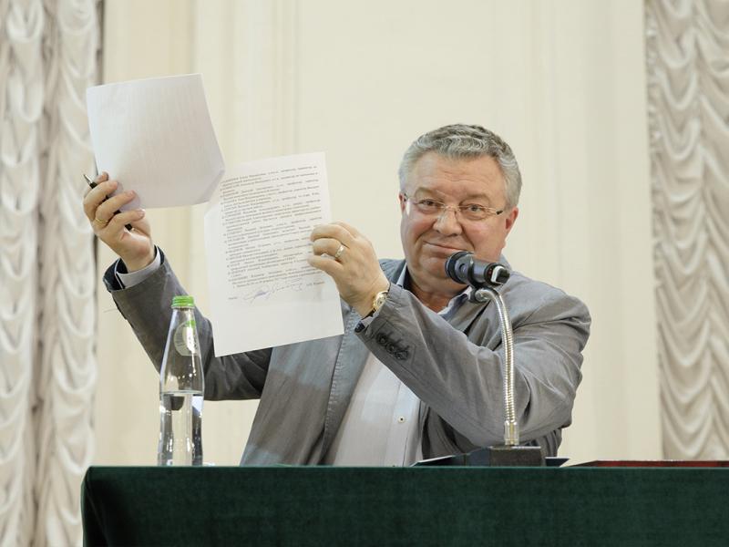 Объявлен обновленный состав Ученого совета СПбПУ